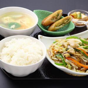 五目野菜炒めセット