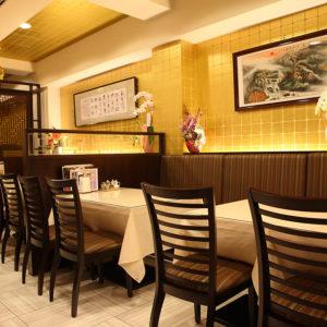 1Fレストラン席