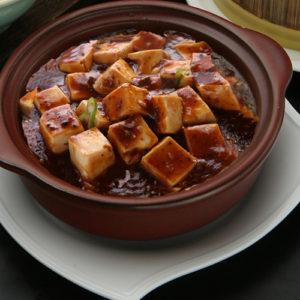 料理長おすすめ 麻婆豆腐