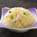蟹肉入り炒飯(塩味)