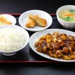 鶏肉の味噌炒めセット